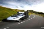 Cận cảnh phương tiện di chuyển trong tương lai của loài người