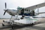Không được cấp phép bay, hàng không Hải Âu cho thuê bớt thủy phi cơ