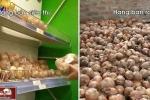 Sự thật kinh hoàng về 'rau sạch' trong siêu thị