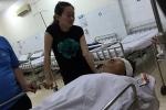 Côn đồ Sài Gòn xông vào bệnh viện chém người loạn xạ