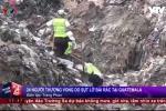 Clip: Bãi rác khổng lồ sạt lở kinh hoàng, hơn 20 người bị chôn vùi