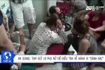 Clip: Công an đột kích, triệt phá ổ bạc của 18 'quý bà' ở An Giang