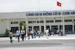 Sân bay Cát Bi trở thành cảng hàng không quốc tế