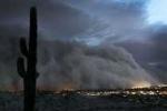 Bão cát kinh hoàng lại tràn qua Tây Nam nước Mỹ