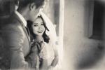 Bộ ảnh cưới lãng mạn cover phong cách xưa của cặp đôi Hà thành