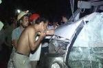 Quảng Trị: Ôtô biển số Lào tông chết người