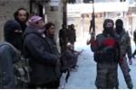 Binh sỹ IS và gia đình rời bỏ Damacus