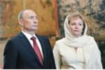 Video: Vợ chồng ông Putin tuyên bố ly hôn
