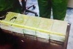 Bắt vụ vận chuyển heroin lớn nhất từ trước đến nay ở Thanh Hóa