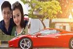 Chồng sắp cưới của Midu có bộ sưu tập xe hơi 60 tỷ
