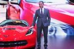 Sếp tổng các hãng xe tề tựu như đi hội tại Vietnam Motor Show 2015