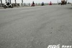 Xuất hiện thêm hằn lún, vết nứt 'lạ' tại cây cầu 730 tỷ đồng ở Huế