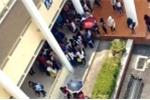 Côn đồ vác dao hỗn chiến đẫm máu tại trường Đại học Vinh