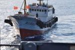Mỹ nên coi chừng 'lính áo xanh dương' Trung Quốc trên Biển Đông