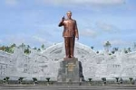 7 tỉnh thành được quy hoạch xây tượng đài Chủ tịch Hồ Chí Minh