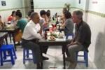 Người Trung Quốc nghi ngờ về bữa bún chả 6 USD của ông Obama