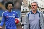 Cầu thủ Chelsea mừng cho Mourinho, ái ngại Man Utd mùa tới