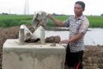 Trụ điện 220 KV ở Nam Định bị dân tố gian dối có gì?