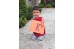 Nghị lực phi thường của cậu bé 5 tuổi không tay chân