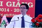 Phó Thủ tướng kể chuyện lưỡng quốc trạng nguyên ngày khai giảng