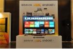 Sony dội 'bom tấn' vào thị trường điện máy Việt