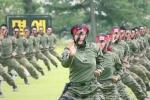 Phát sốt với màn trình diễn võ thuật đỉnh cao của quân đội Hàn Quốc