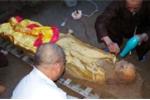 Kỳ bí thi thể hòa thượng chôn 26 năm không phân hủy ở Quảng Ngãi