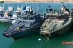 Iran tuyên bố sẵn sàng nã tên lửa vào tàu chiến Mỹ