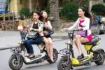 Nỗi ám ảnh từ những cú tạt đầu ô tô kinh hoàng của xe đạp điện