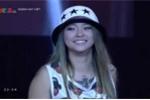 Nữ thí sinh Hà Nội gây giật mình ở sân khấu Giọng hát Việt