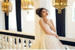 Ninh Dương Lan Ngọc bất ngờ mặc váy cưới
