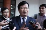 Bộ trưởng Trịnh Đình Dũng: Cứu bất động sản bằng chính sách