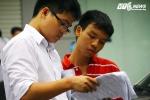 Hà Nội: Các trường chuyên đồng loạt hạ điểm chuẩn