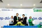 OceanBank ký kết hợp tác toàn diện với taxi Mai Linh