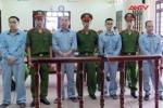 Xét xử 4 người Trung Quốc dùng thẻ giả rút tiền