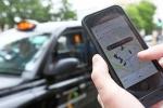 Hiệp hội taxi TP.HCM cáo buộc taxi Uber thiếu trung thực
