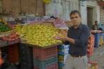 Dân Gaza vẫn họp chợ bất chấp bạo lực gia tăng