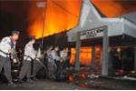 150 tù nhân Indonesia vượt ngục như phim hành động
