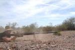 'Cục gạch' Nokia 3310 đối đầu với súng bắn tỉa