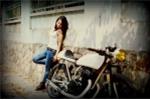 Xe độ phong cách Café Racer của dân chơi Việt