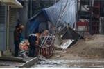 Hà Nội: Rơi thang máy chở vật liệu xây dựng, 2 công nhân chết tại chỗ