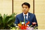 Tân Chủ tịch Hà Nội Nguyễn Đức Chung cam kết phấn đấu vì cuộc sống tốt đẹp của dân