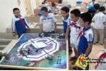 Hào hứng chuẩn bị cho Cuộc thi Robothon Quốc gia 2013