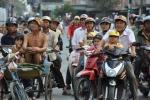 Cần chuẩn bị cấm xe máy ở tất cả đô thị lớn