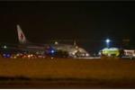 Gặp sự cố trên không, máy bay Malaysia hạ cánh khẩn