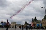 Những hình ảnh siêu ấn tượng về buổi diễn tập mừng Ngày Chiến thắng của quân đội Nga