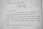 Phát hiện ra lỗi sai sót của đề Vật lý?