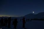 Hình ảnh cận cảnh về hiện tượng thiên văn 100.000 năm có một