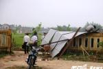 Ảnh: Xóm làng Phong Điền tan tành sau trận cuồng phong chưa từng có ở Huế