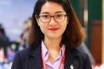 Nữ sinh Việt xinh đẹp đại diện Hungary ở tuần lễ thanh niên ASEM